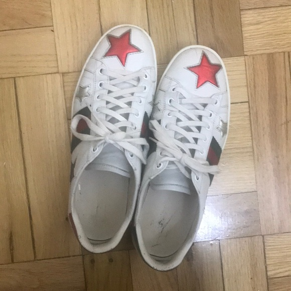 698e536ab Gucci Shoes | Ace Sneakers In Good Used Condition | Poshmark